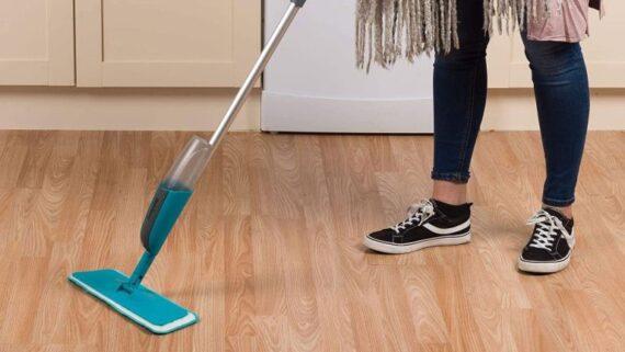 Soft Broom With Handle in dubai